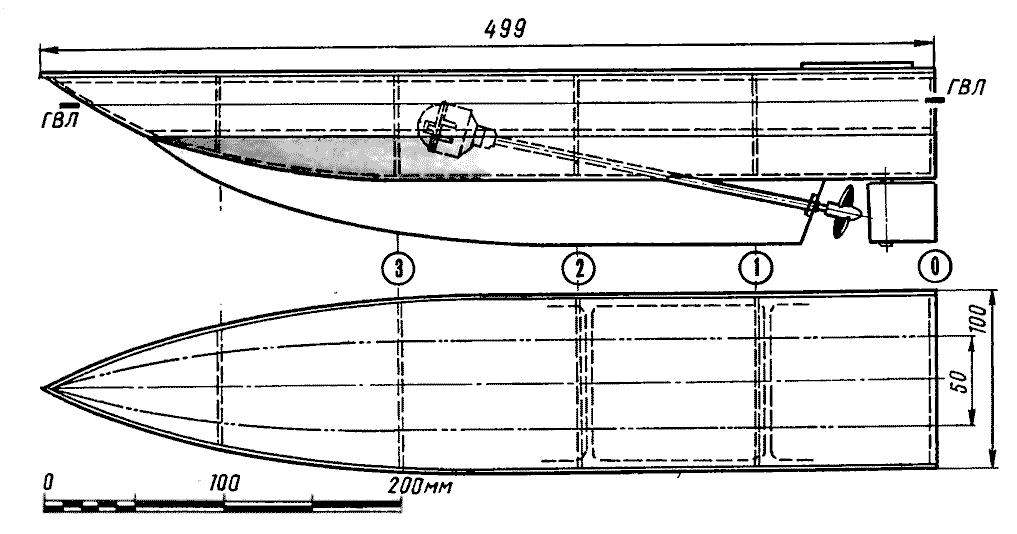 Как сделать корпус катера своими руками 19
