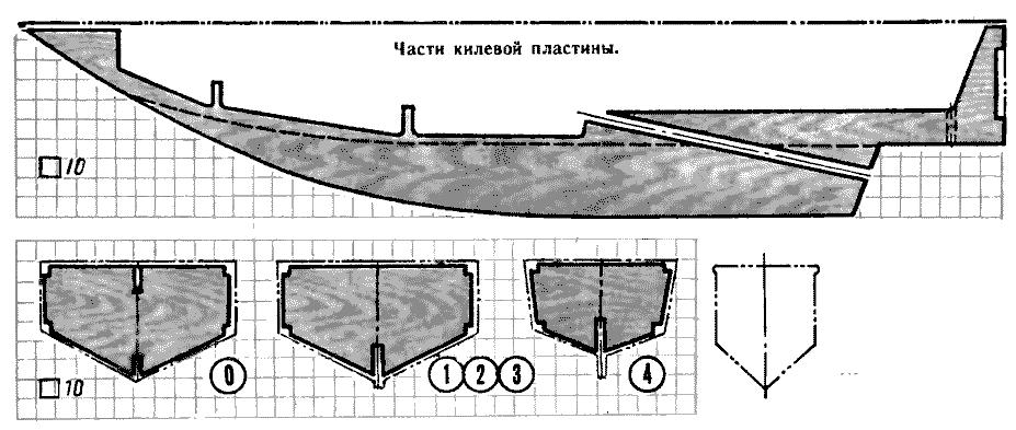 Модель скоростного катера своими руками 29